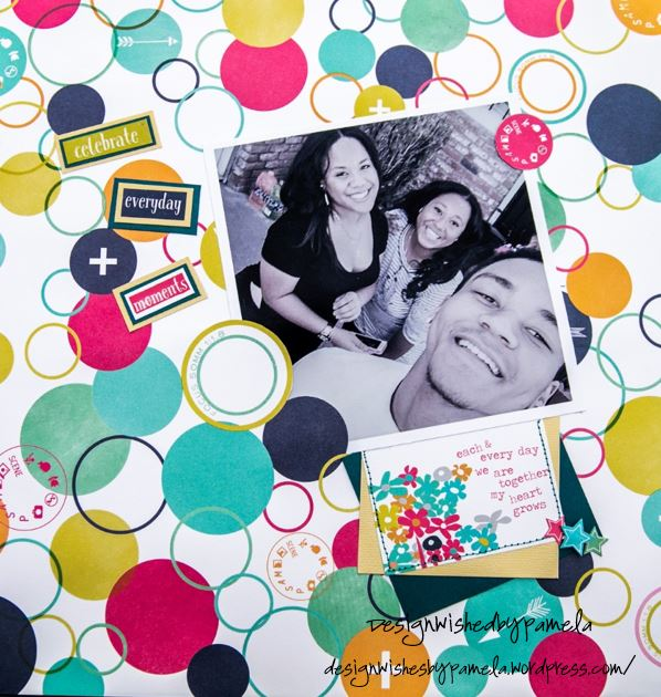 EP Creative Agenda 12 x 12 Layout